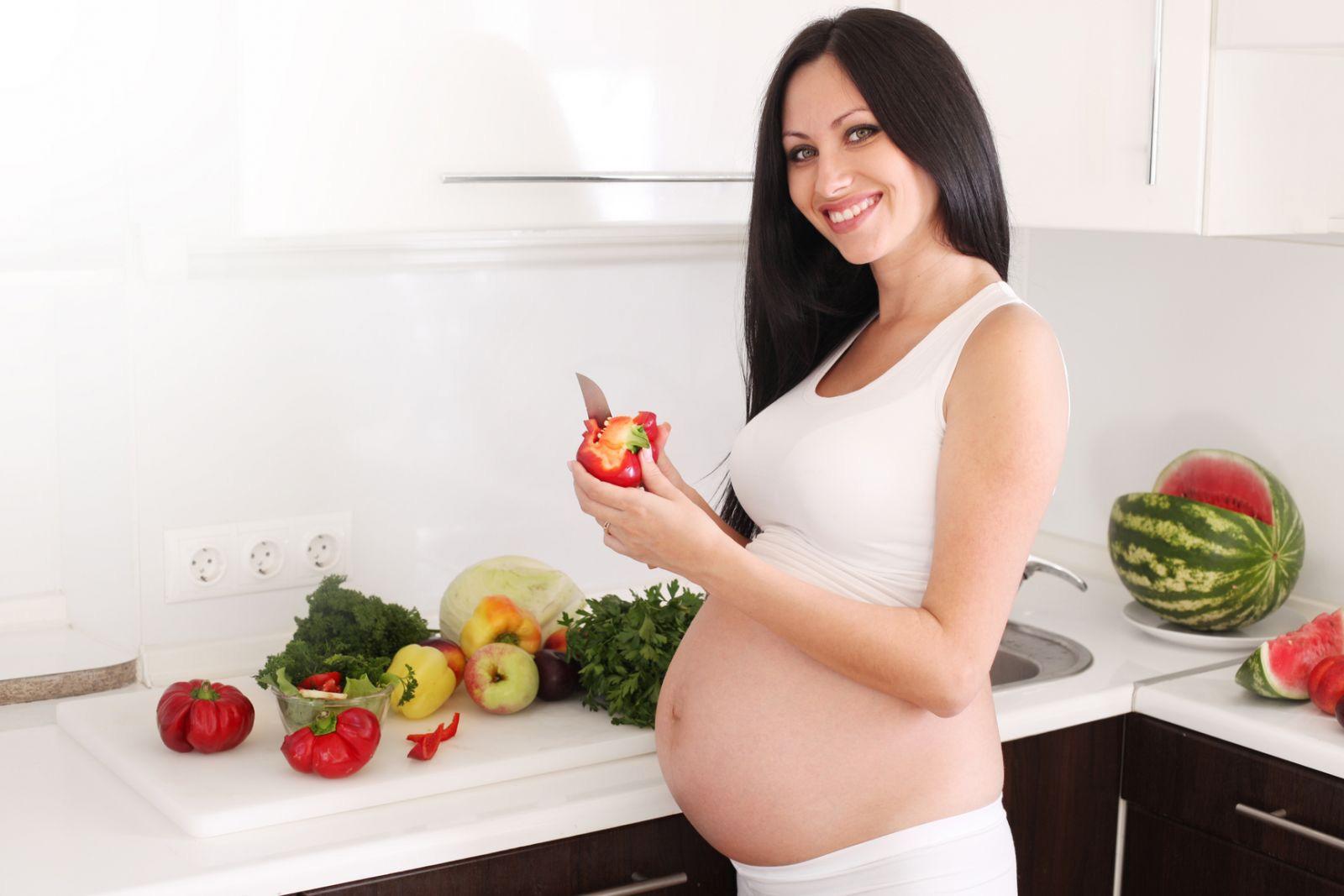 Диета беременных мам