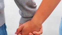 мужская и женская руки