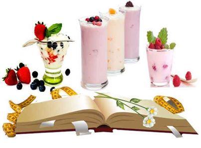 особенности йогуртовой диеты доктора Зейка