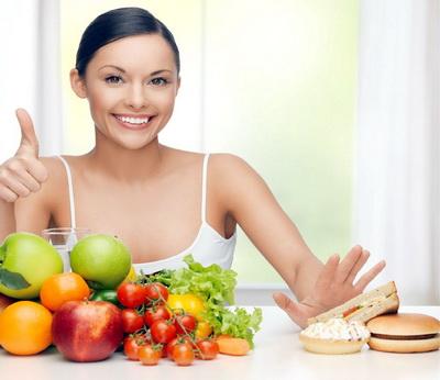 питание для похудения после гормонов