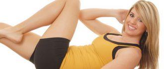 как похудеть в талии и животе
