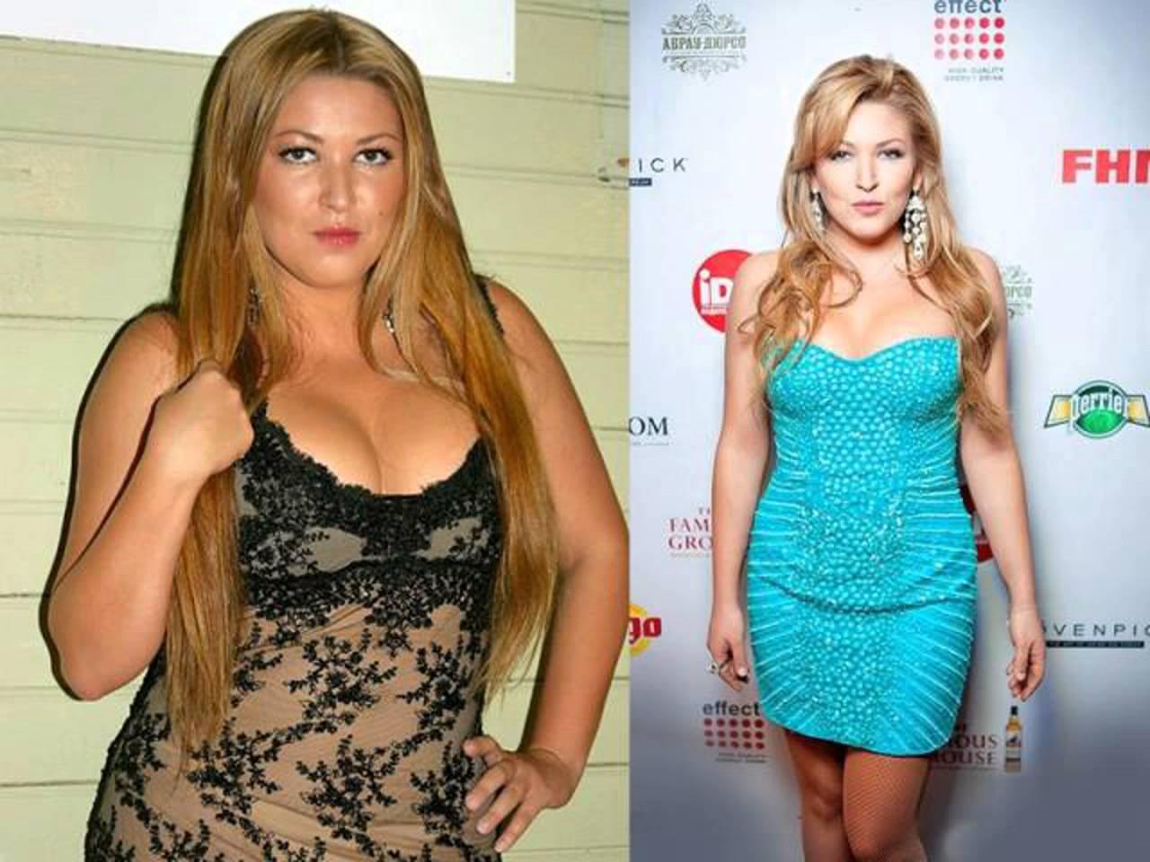 волшебные бобы до и после похудения марины африкантовой