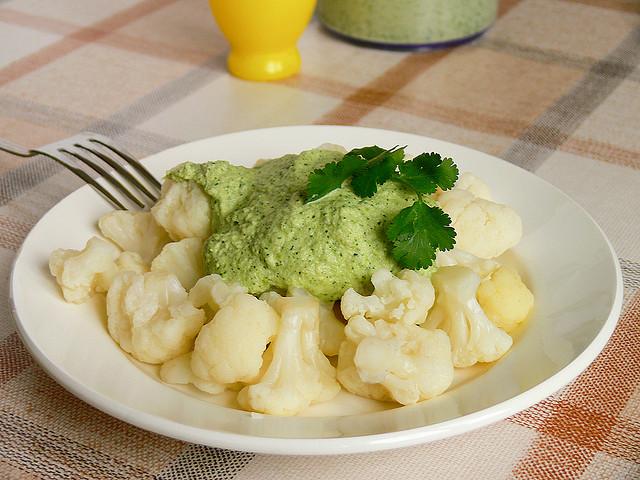 Диетические блюда из цветной капусты для похудения: рецепты