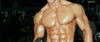 Диета для сушки тела для мужчин