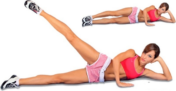 Видео упражнение для похудения ляшек