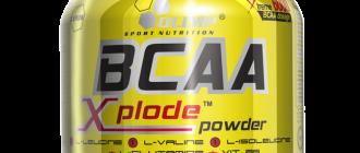 BCAA для похудения