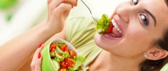 диета во время месячных