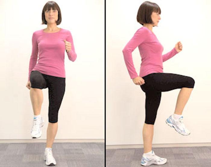 Ходьба спиной вперед при похудении
