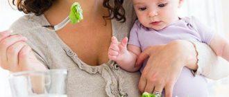 Гипоаллергенная диета для кормящей мамы