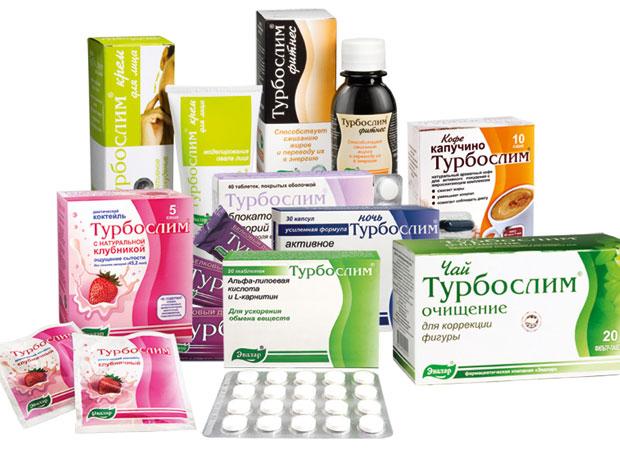 Средства для похудения в аптеки