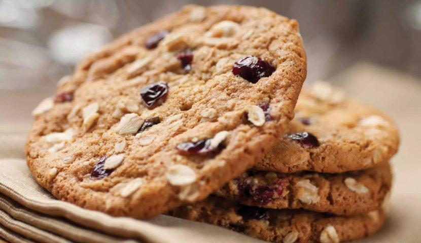 Как сделать диетическое овсяное печенье